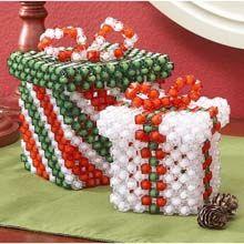 Small & Medium Nesting Boxes Bubble Bead Kit - Herrschners