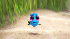 Finding Dory clip made me Awww so hard