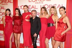 Pin for Later: Basically Every Model in Paris Convened For This 1 Party Bianca Balti, Isabeli Fontana, Karlie Kloss, Cyril Chapuy, Doutzen Kroes, Natasha Poly, and Irina Shayk