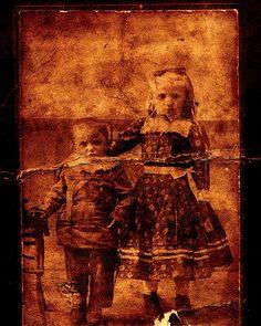 lovely... creepy little children by Ravenwolf