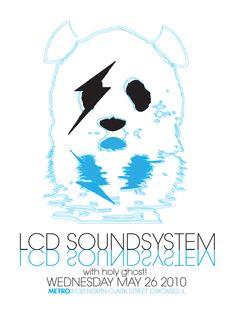 LCD Soundsystem - Glassy Breaks
