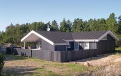 Holiday home Uranusvej II �lb�k Holiday home Uranusvej II is located in Bindslev.The property can accommodate up to eight guests. The property is a large nature plot in Skiveren.  The accommodation will provide you with a TV, air conditioning and a terrace.