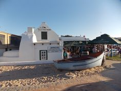 Heritage Site Restaurant Small Bay The Village Bloubergstrand Cape Town