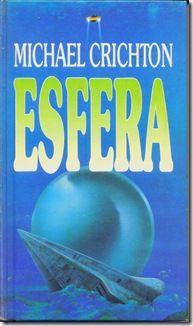 Esfera - Michael Crichton - Círculo do Livro