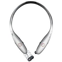 LG Tone Infinim HBS-900 Wireless Stereo Headset Silver - Retail Packaging