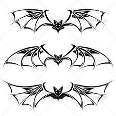 Illustration of Black bats set on a white background vector art, clipart and stock vectors. Bat Vector, Vector Art, Vector Stock, Vector Graphics, Halloween Clipart, Halloween Bats, Group Halloween, Halloween Horror, Motifs Animal