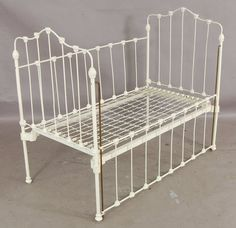 33 Best Cast iron cribs images | Crib bedding, Cribs, Daybed