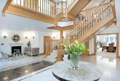 7 bedroom detached house for sale in Pine Glade, Keston Park, Kent - Rightmove. Detached House, Property For Sale, Sweet Home, Mansions, Bedroom, House Beautiful, Manor Houses, Villas, Mansion