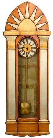 art deco clock #AnInfomatiqueFavorite  with <3 from JDzigner www.jdzigner.com