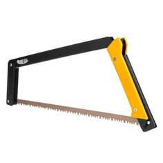 Agawa Canyon Boreal 21 Saw With Sidney All Purpose Blade Black and Yellow at Tamarack Outdoors Compact, Get Shredded, Canoe Camping, Hand Saw, All Stainless Steel, Lame, Black N Yellow, Handle, Outdoors