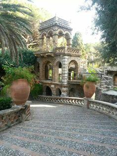 Parco comunale - Taormina
