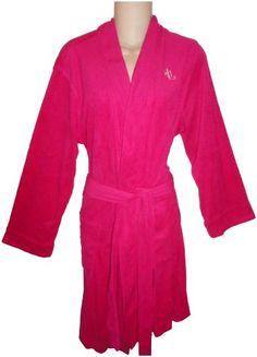 On our etrendzshop Amazon store: Women's Ralph Lauren Bathrobe Pink: Clothing
