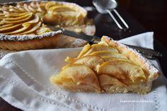 Crostata di mele con farina di riso