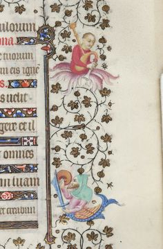 Book of Hours, MS M.919 fol. 149r - Images from Medieval and Renaissance Manuscripts - The Morgan Library & Museum