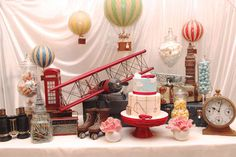 Travel / World / Countries Birthday Party Ideas | Photo 7 of 12