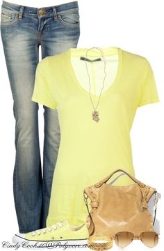 """""""Sunshine Day"""" by cindycook10 on Polyvore"""