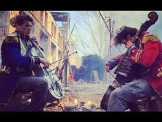 #2CELLOS - They Don't Care About Us - Michael Jackson  - WOW! Check out 2 Cellos evocative and cinematic video - powerful, funny and sad all at the same time…