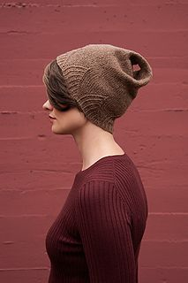 Shibui-pebble-peak-pattern by Susan Lawrence on Ravelry...8.00 for hat and scarf patterns