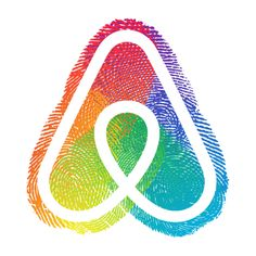 Airbnb Logo to support Marriage Equality