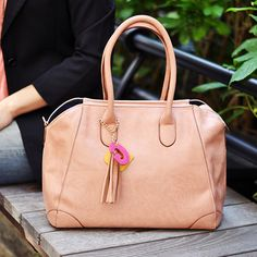 GIRLS BAG Normal LIGHT PINK