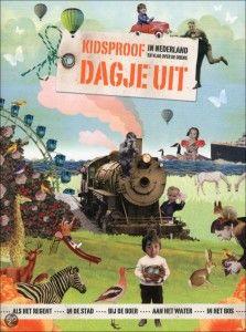 Dit boekje is echt een aanrader! Vol met leuke tips voor een dagje uit met kinderen.