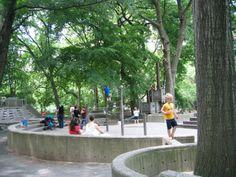 Adventure Playground, New York City, NY Richard Dattner (now Dattner Architects)