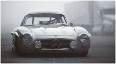 Mercedes 300SL, classic car