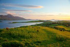 Clew Bay Scenery in Co. Mayo on the Wild Atlantic Way Grace O'malley, Connemara, Wild Atlantic Way, County Mayo, Beauvais, County Clare, Fjord, Paris, Belfast