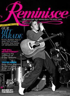 June/July 2014 Reminisce. reminisce.com