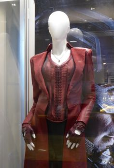 Captain America: Civil War Scarlet Witch costume