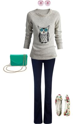 I want that sweater!