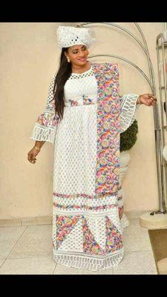 African Attire, African Wear, African Fashion Dresses, African Dress, African Blouses, African Lace, African Style, African Models, African Traditional Dresses