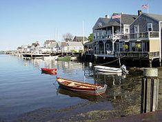 Cape Cod (Massachusetts) - Nantucket - lovely and serene