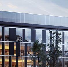 Office building, Gdansk
