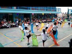 """TABLA RITMICA"" Primaria Carlos Darwin - YouTube Basketball Court, Soccer, Sports Day, Circle Time, Youtube, Videos, Dancing, Kids Songs, Kid Games"