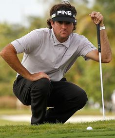 Bubba Watson (best hair in golf), my other pick for the BOC, (along with Rory McIlroy and I guess Rickie Fowler). #summerweekdaysbeingspentasafiftyyearoldman #beattiger
