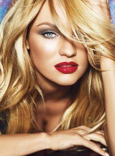 bronze spring/summer makeup (red lips) Flawless Makeup, Gorgeous Makeup, Beauty Makeup, Hair Makeup, Hair Beauty, Eye Makeup, Pretty Makeup, Makeup Contouring, Glamour Makeup