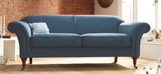 How stylish is the Austen? | #Interior | http://www.sofasofa.co.uk/austen-3-seater-sofa-6375.html