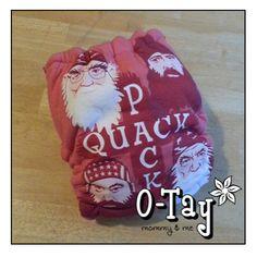Duck Dynasty quack pack tshirt Ai2 cloth diaper