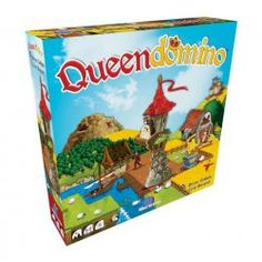 Queendomino Bergen, Harry Potter Trivial Pursuit, Alone Game, Orange Games, Tiles Game, Giant Games, Game Prices, Xmas Presents, Jouer