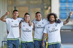 Real Madrid  Third day of training this week / Tercera jornada de entrenamientos