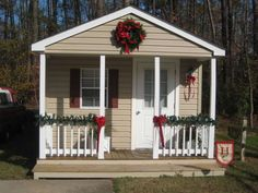 Scrapbook Haven Christmas Decorations