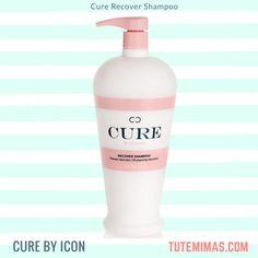 #ICON #Cure #Recover #Shampoo de uso diario contiene #vitaminas y #minerales que nutren, suavizan y mantienen el pH equilibrado. No altera el color.  🌟 Incrementa la flexibilidad 🌟 Reduce las roturas 🌟 Suaviza la cutícula y aporta brillo 🌟 Protege el color 🌟 Prodew 500 -> Protege el color 🌟 Quinoa -> Fortalece 🌟 Diversos extractos -> Reducen las roturas 🌟 Tripéptidos -> Refuerzan el cabello ENVÍOS GRATIS EN 24 HORAS