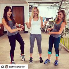 #Repost @harrietpreston1 ・・・ Matching gym gear! #notplanned #awkward #halfmarathontraining #windsor #afterworkrun #matchingoutfits #belivebeloved #agency #agencylife