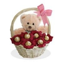 Valentines teddy bears valentine gifts to uk pinterest products giftalove allows you to shop for easter dcor candy chocolates and various easter gifts under one roof shop and send easter gifts to india at affordable negle Gallery