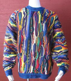 Coogi Cosby sweater $185