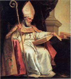 Isidor von Sevilla - Bartolomé Esteban Murillo - Wikipedia, the free encyclopedia
