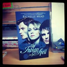 #IndigoSpell    http://bookprobereviews.com