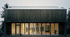 Arkitecthus, Claesson, Koivisto, Rune, Plus House, prefab friday, Sweden, barn, modular architecture, prefabricated housing, prefab homes, new prefab, Plus2