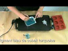Tutoriel sur la préparation du médium encaustique - YouTube Plus